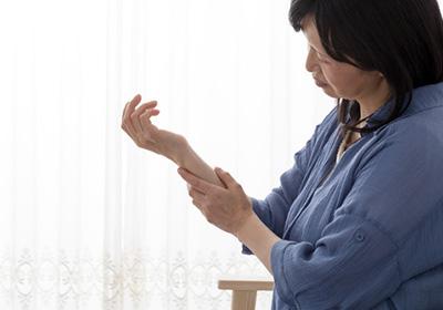 腕のしびれ・痛み